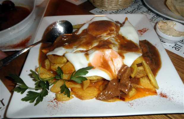 Restaurante Ferrán 12