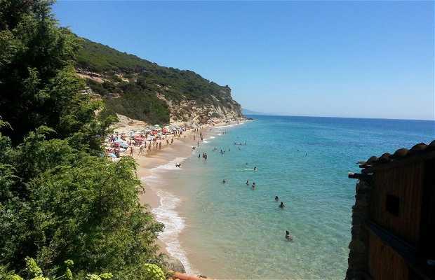 Playa de la pequeña Lulú