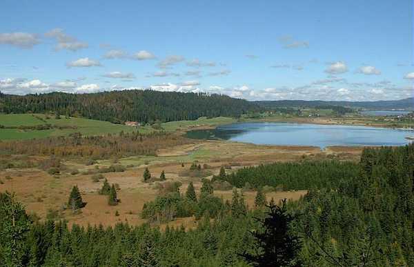 Mirador 2 lagos Franche Comté