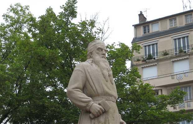 Estatua François Rude