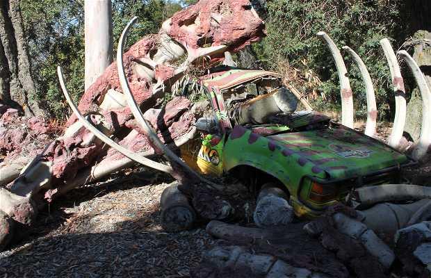 Jurassic Park à Universal Studios