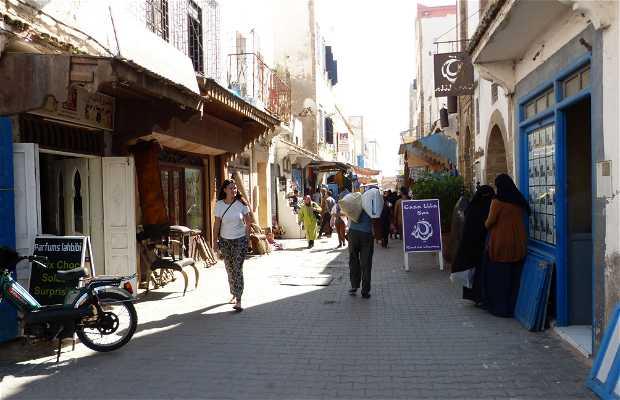 Rue Mohamed el Qorry
