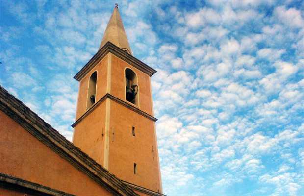 Iglesia San Martin, Gémenos