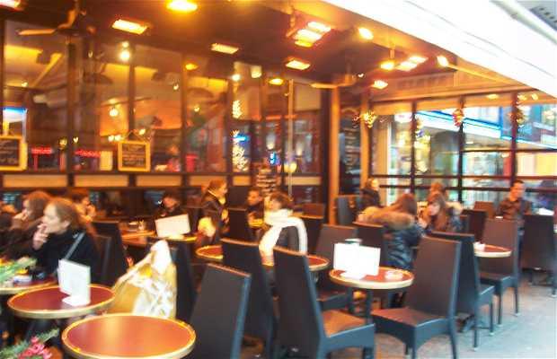 Restaurante La Consigne
