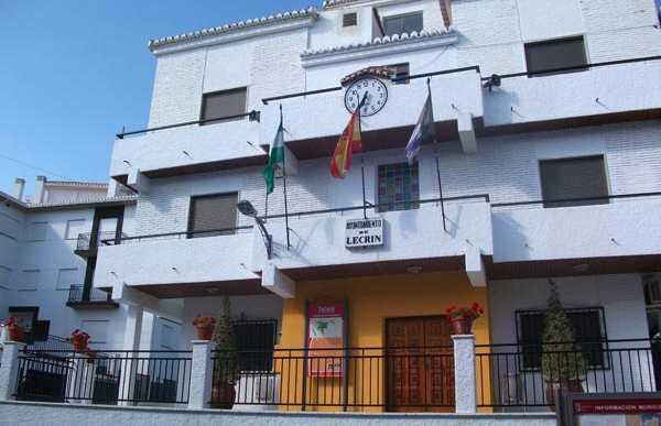 Hôtel de ville de Lecrin
