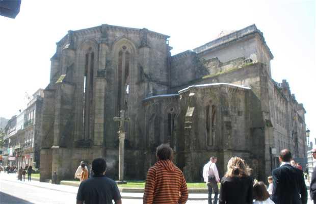 Ruins of the Santo Domingo Monastery