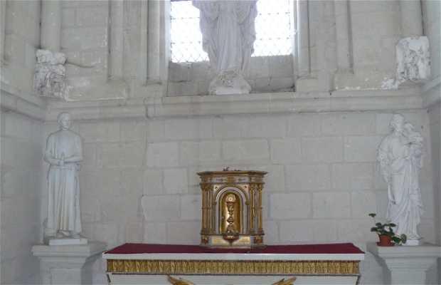 Colegiata de Candes-Saint-Martin