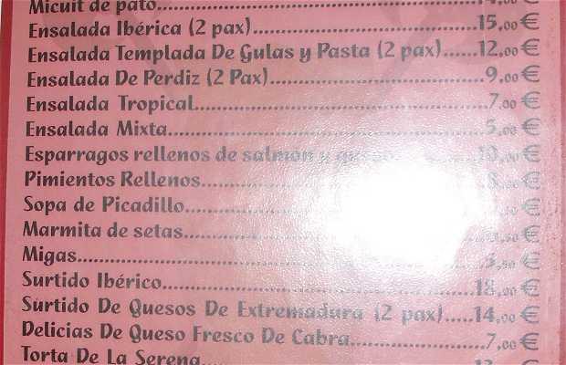 Restaurante El Medievo