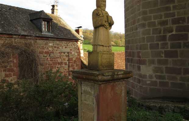 Statue Saint Pierre