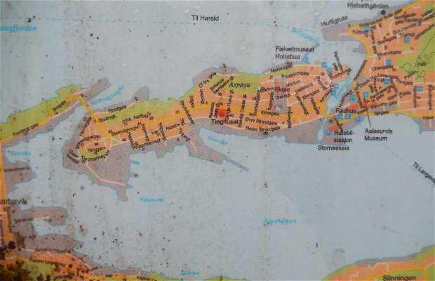Oficina de turismo alesund en lesund 1 opiniones y 4 fotos for Oficina de turismo de noruega