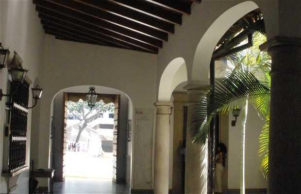 Casa onde nasceu Simón Bolivar