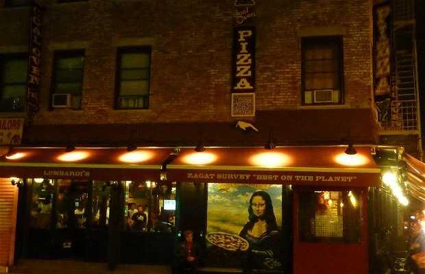 Pizzaria Lombardi's Nova York