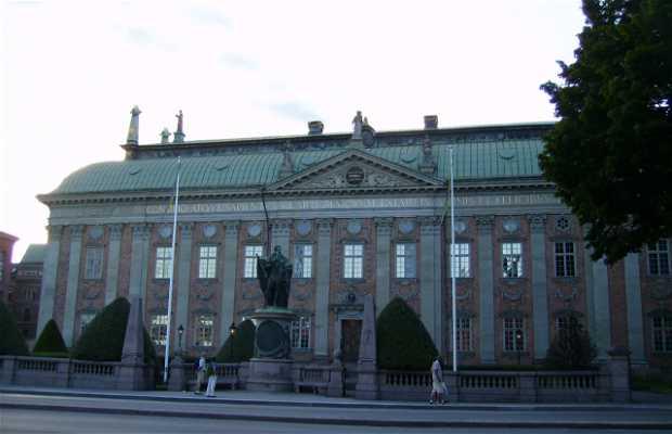 Riddarhuset - Casa de la Nobleza