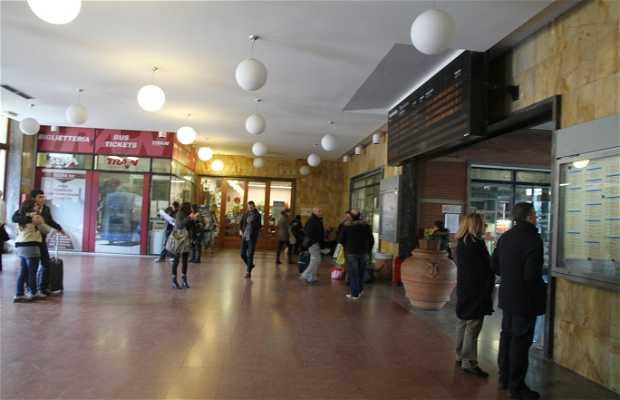 Estación de trenes Siena