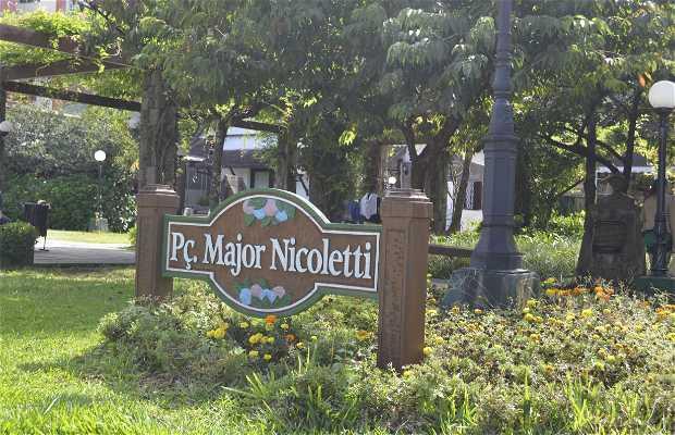 Praça Major Nocoletti