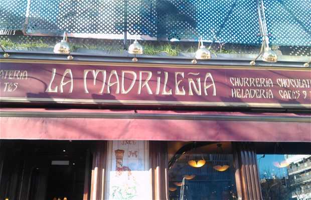 Chocolatería la Madrileña