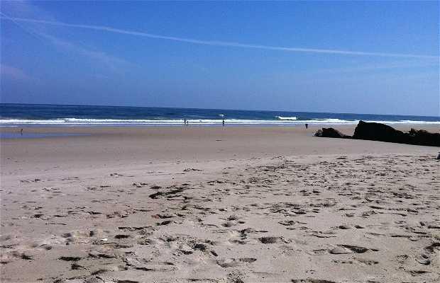 San Cosme Beach
