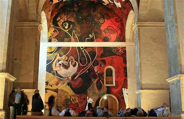 Centro De Arte Pintura Mural De Alarcón