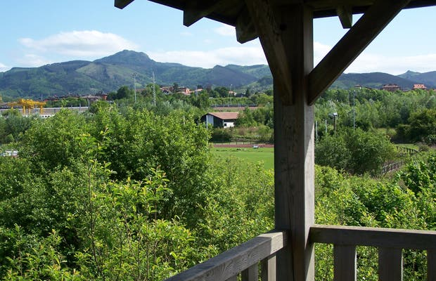 Parc écologique Plaiaundi