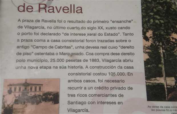Plaza de Ravella