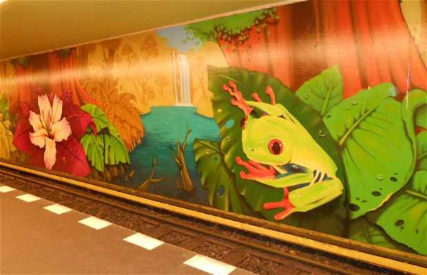Stazione Metro Bismarckstrasse