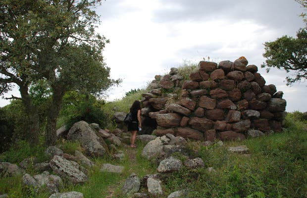 Parque arqueológico Nuraghe Appiu