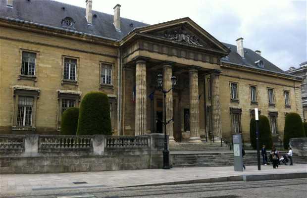 Palacio de Justicia de Reims