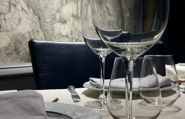Restaurante Alquimia