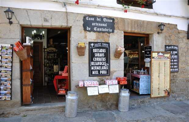 Casa del queso artisanal
