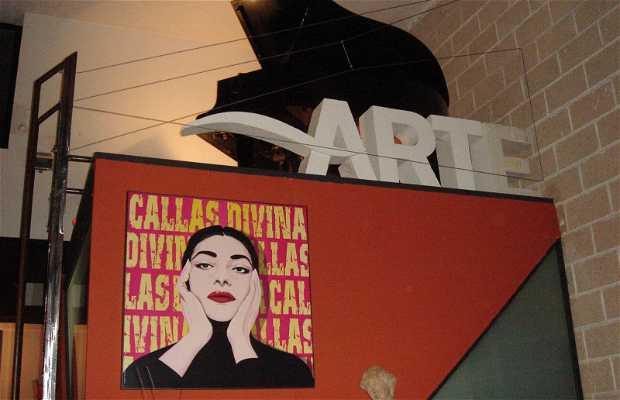Restaurante La Casa del Arte