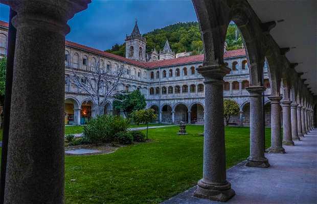 Monasterio de Santo Estevo do Ribas do Sil