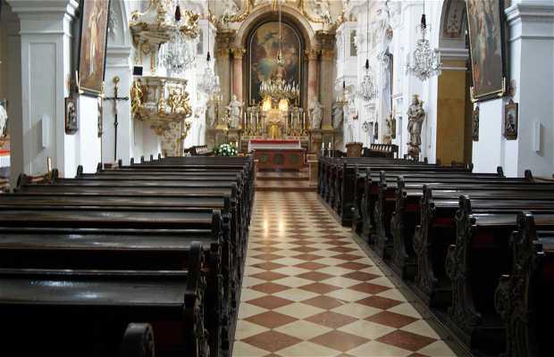 Klosterkirche der Barmherzigen Brüder