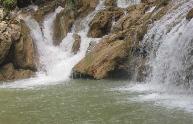 La cascada Lulu