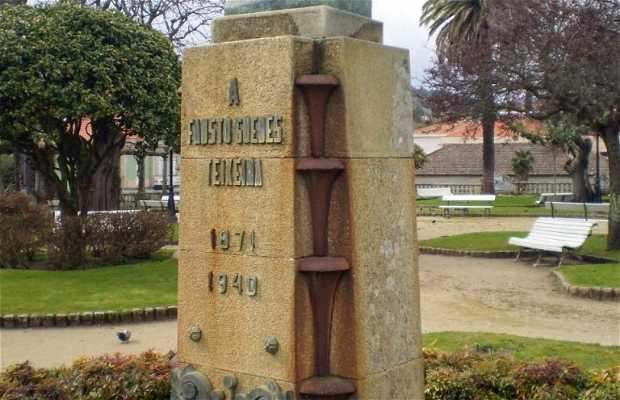 Monumento de Fausto Guedes