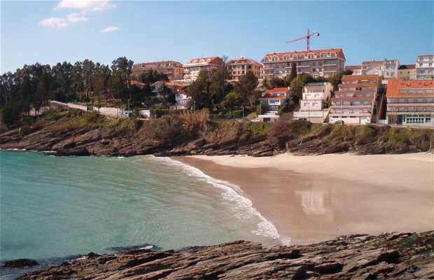 Caneliñas Beach