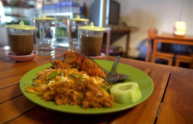 Restaurante (Warung) Rumah Makan Madya