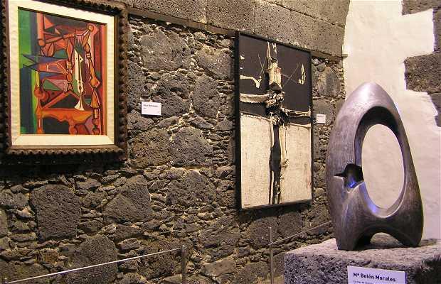 Restaurante del Museo Internacional de Arte Contemporáneo, Arrecife, España