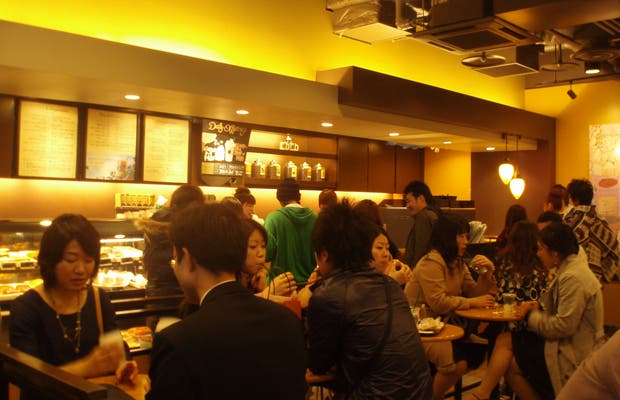 Starbucks Sakurabashi