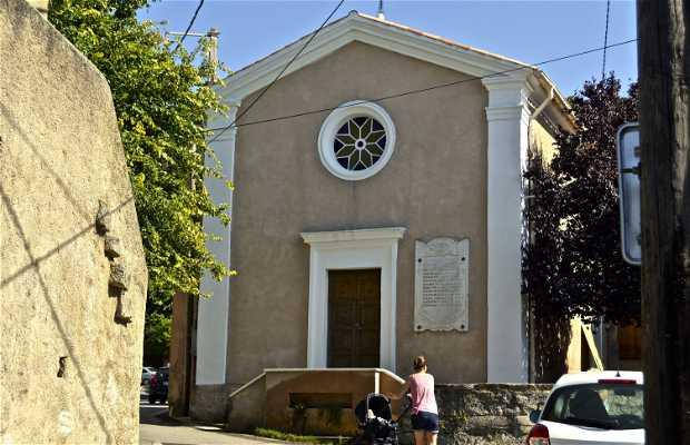 Iglesia de Cannelle