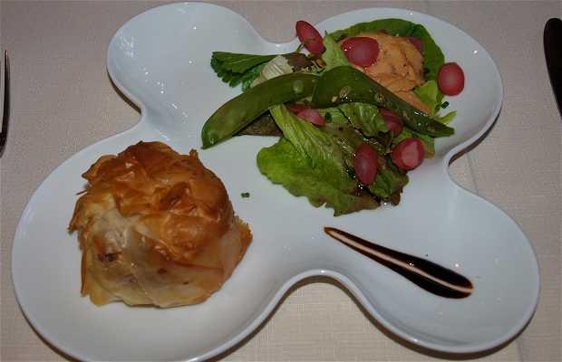 Le Pigeonnier Restaurant