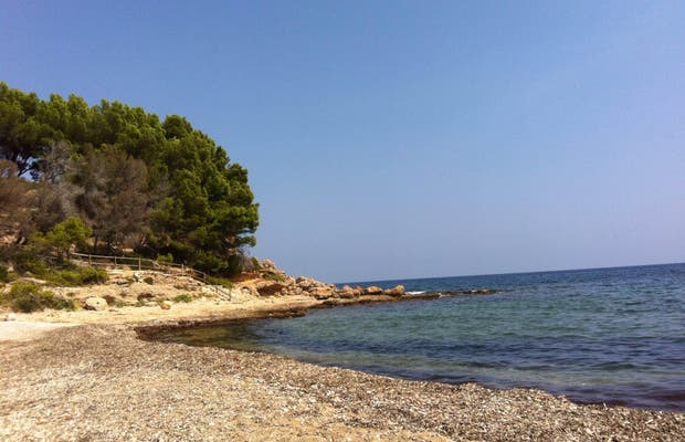 Playa El Torrent del Pi