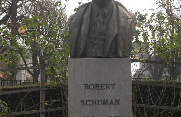 Busto di Robert Schuman
