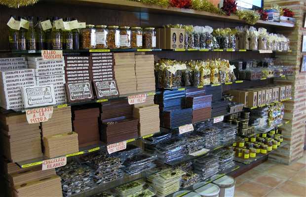 Fábrica de chocolates Brescó