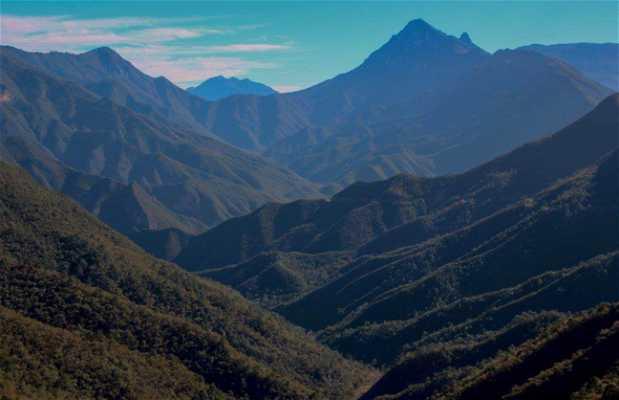 Cerro El Zapatero