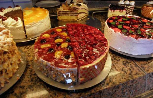 Patisserie restaurant Rancho Grande