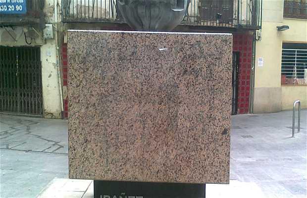 Monument à Vicente Blasco Ibañez