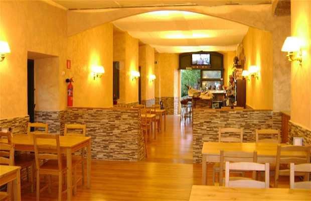 Restaurante Jardins de Besalú