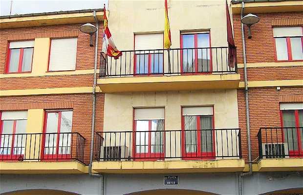 Ayuntamiento de Coyanza
