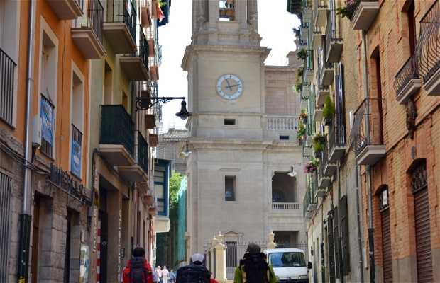Calle Curia