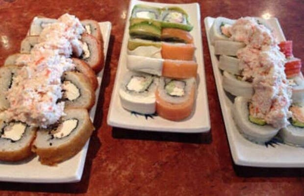 Sushi Unagui